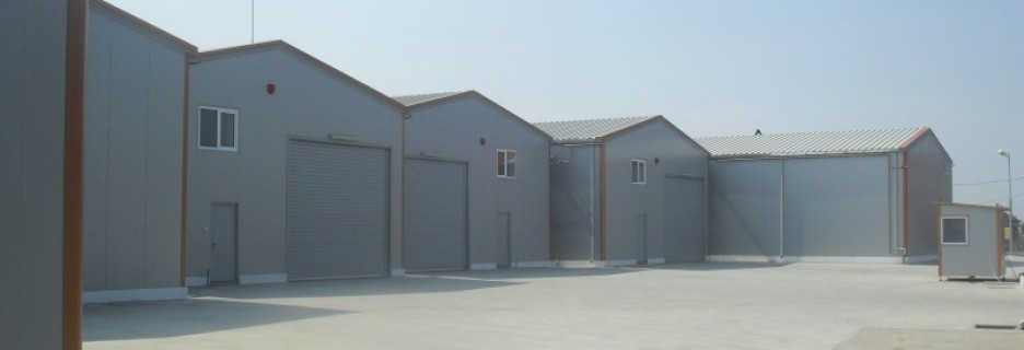 Warehouses for rent in Braila and Galati